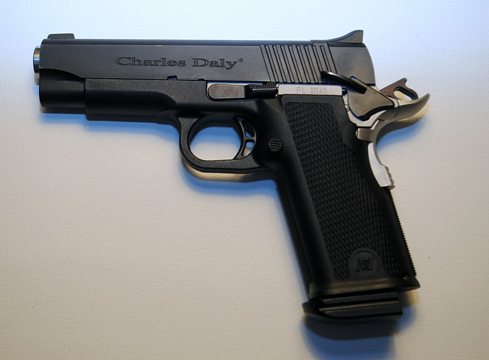 Double stack, why - 1911Forum