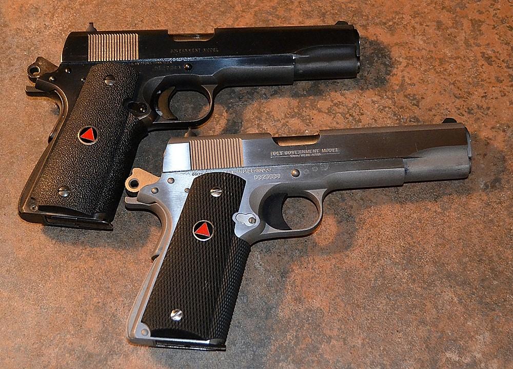 I like 10mm especially Colt Deltas - 1911Forum