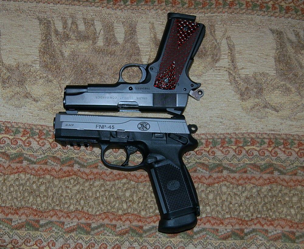 Your choice for a general issue military pistol? [Archive ...