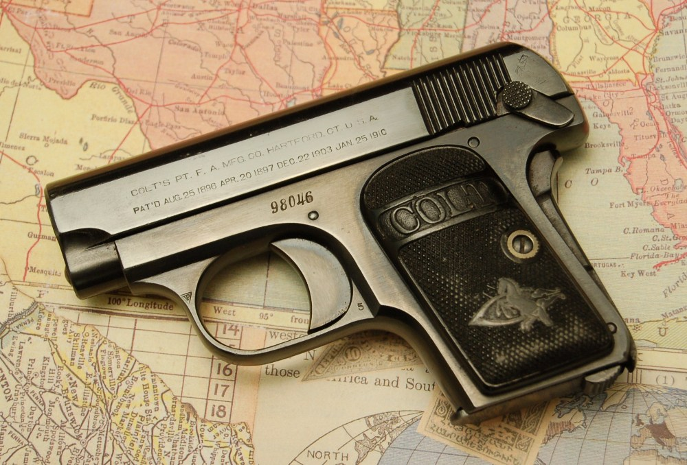 Sheldon - heres the sig p238 in the company of a colt(s) m1908 380 and 25 acp, which is about the size of a baby