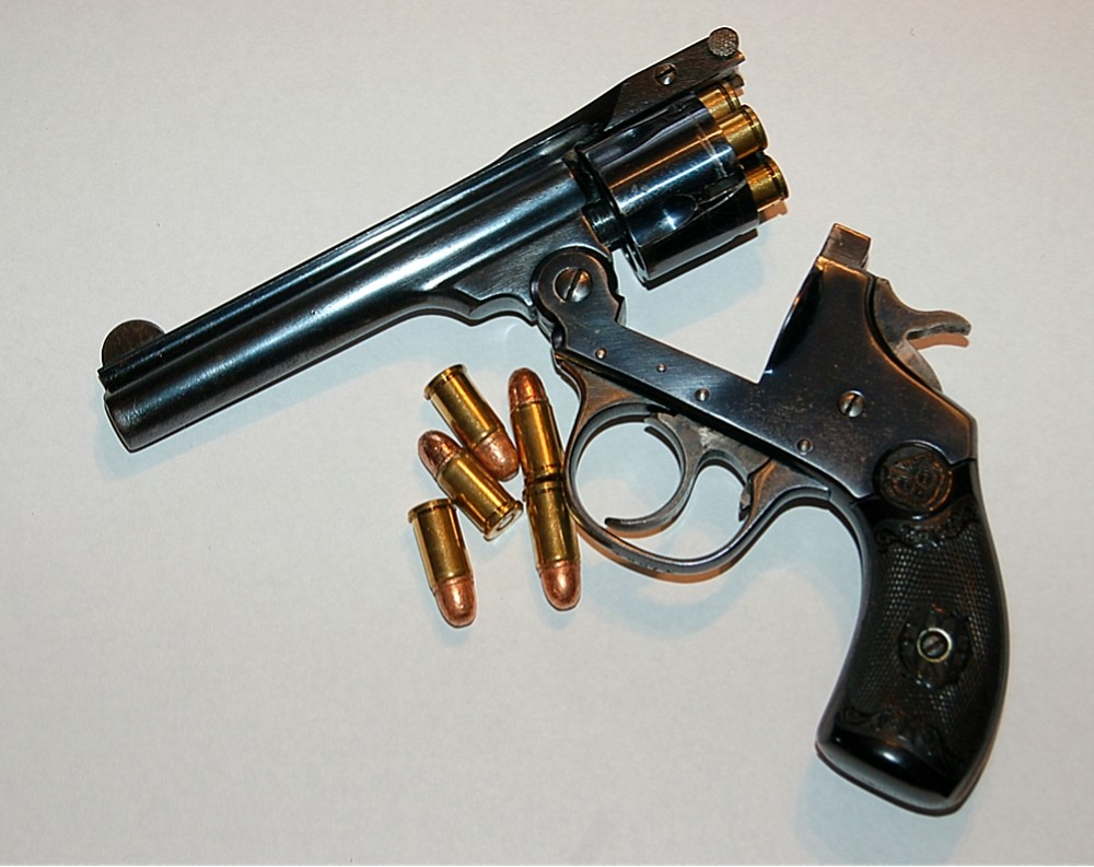 iver johnson revolver serial number