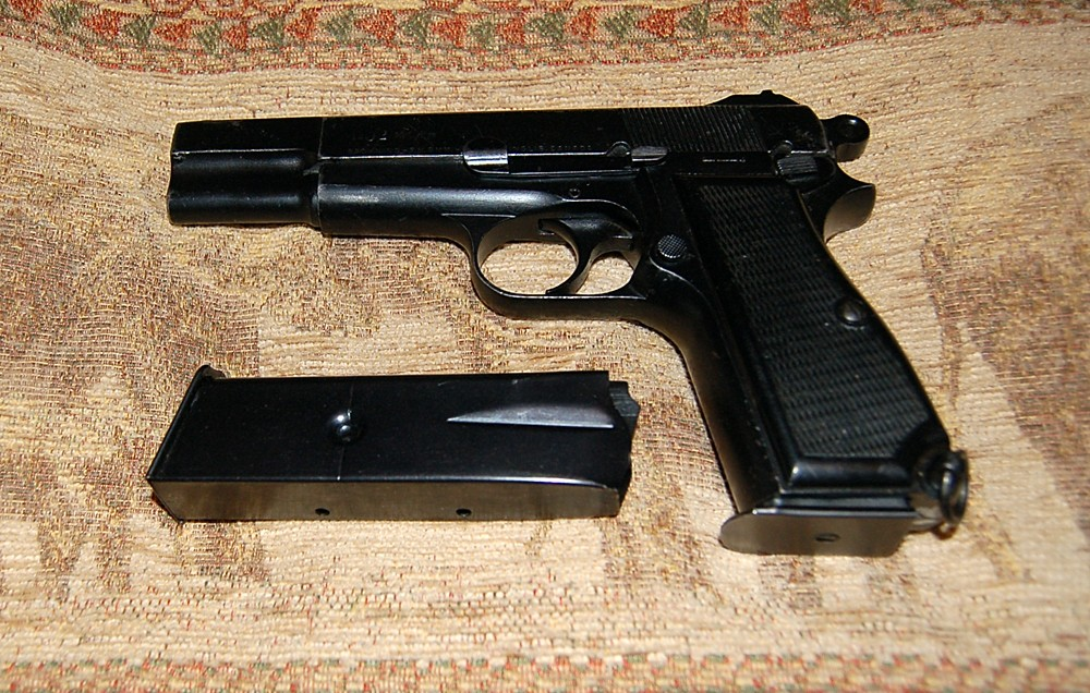 Official Browning Hi Power Thread