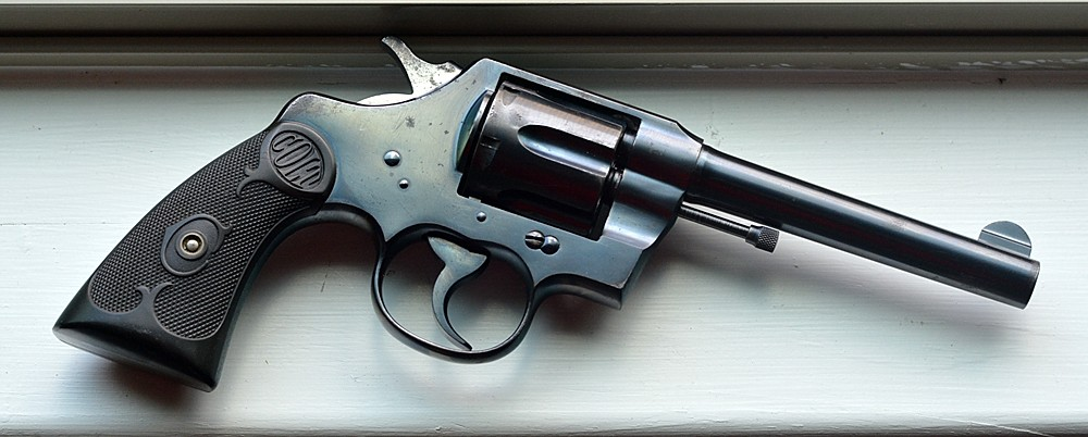 Colt Army Special  41 Colt