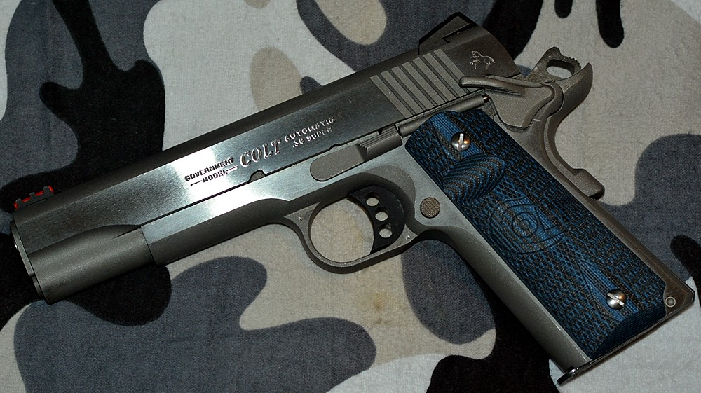 Best fitting Colt today? - Page 2 - 1911Forum