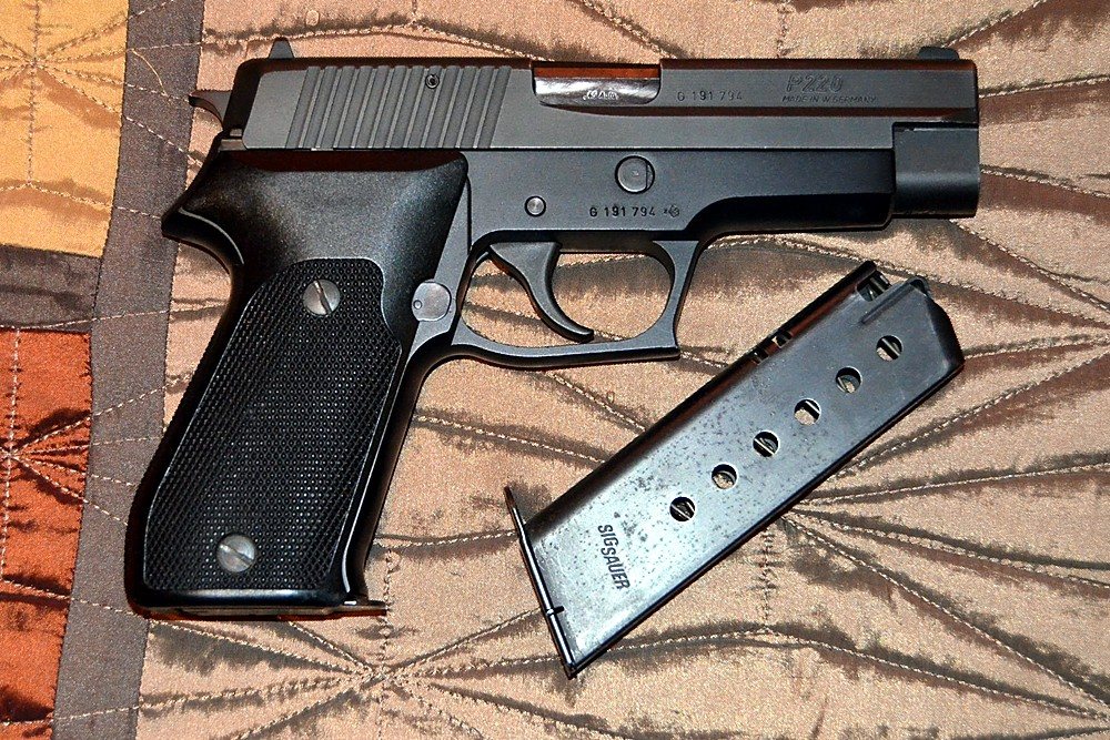 Glock 29 and yeah, I tried the  40 S&W thing  - 1911Forum