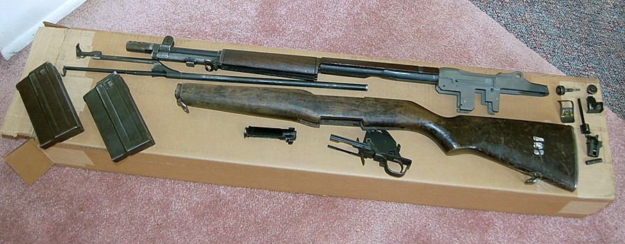 What do you guys make of this? - M14 Forum