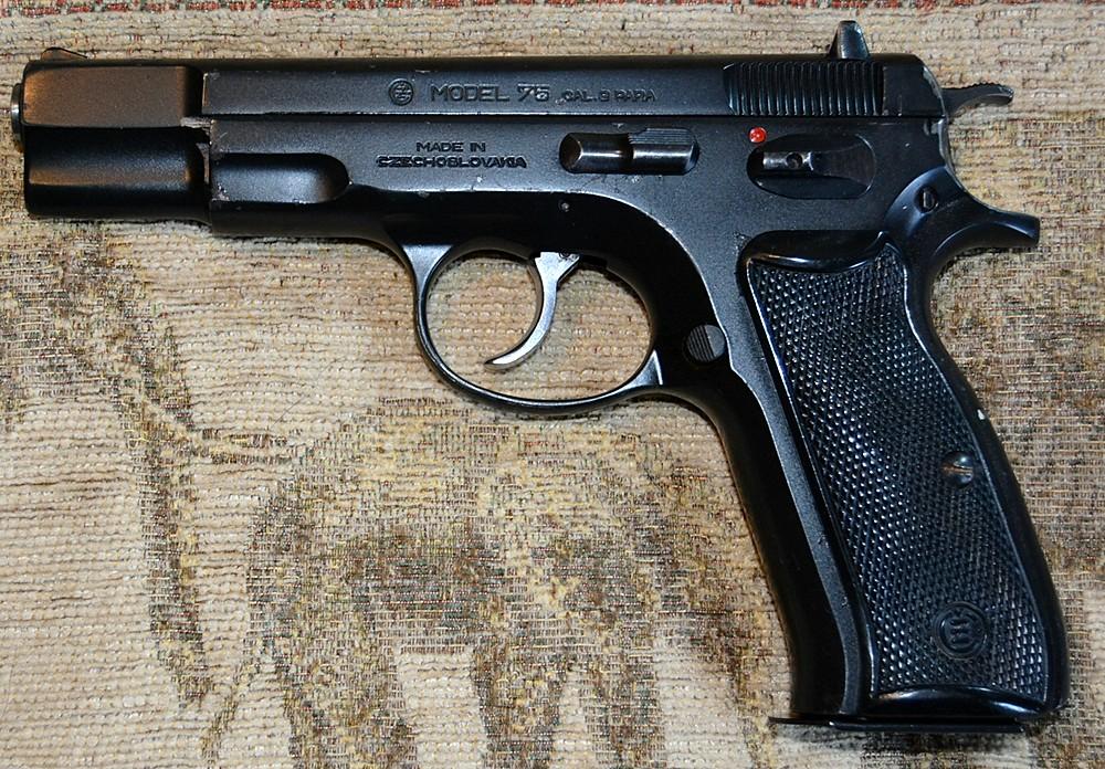 Original model CZ-75 - 1911Forum