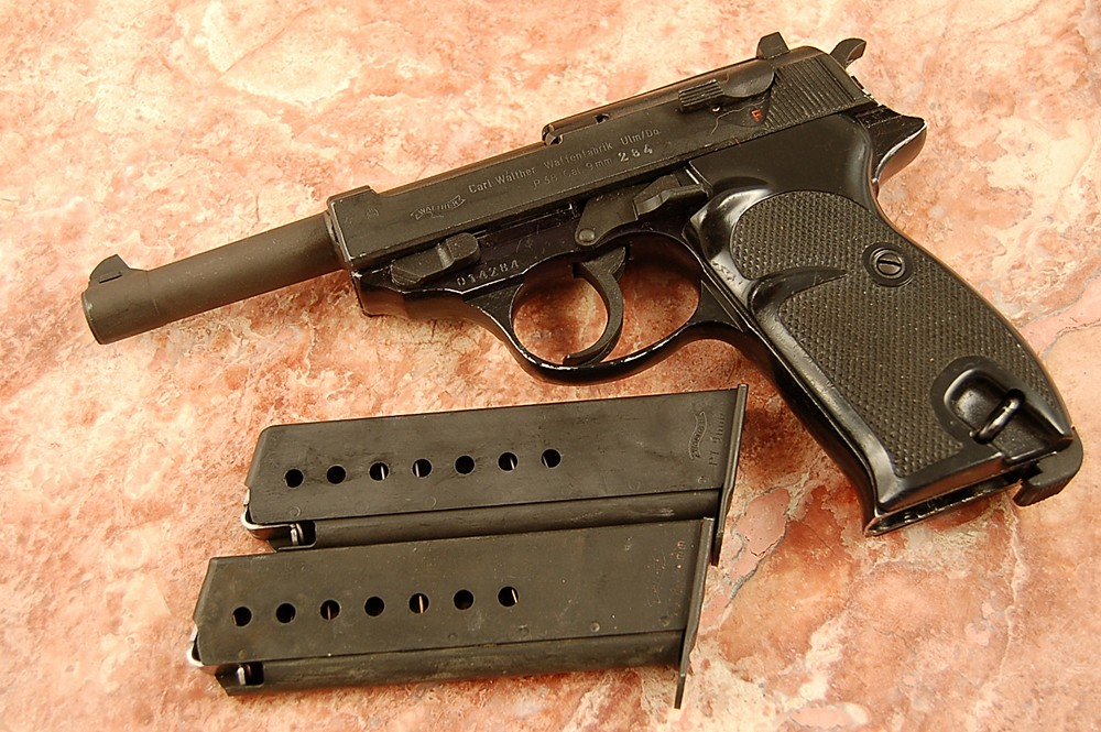 How to Identify a Walther P38